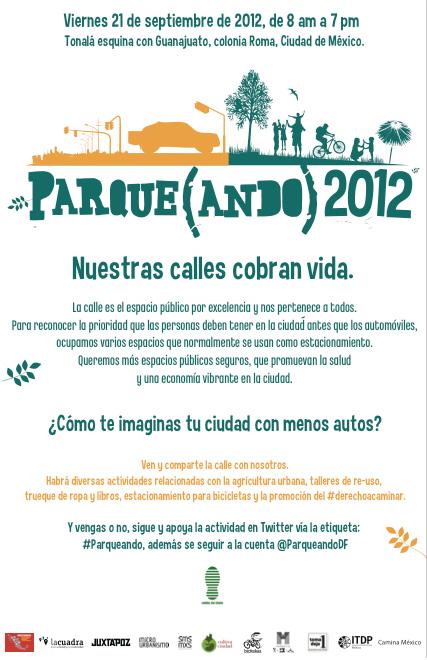 Parqueando 2012